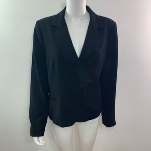Calvin Klein Snap Butto Career Blazer